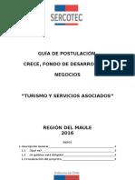 Maule_Turismo y Servicios Asociados