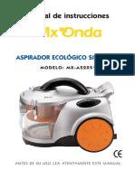 Mx Onda Mx-As2051