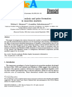 Breman and Subrahmanyam-Investment Analysis and Price Formation in Securities Markets