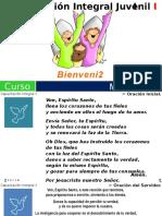 Presentación Capacitacion Integral Juvenil I