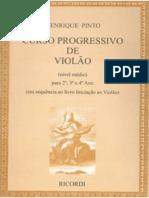 Curso Progressivo de Violão by Henrique Pinto.pdf