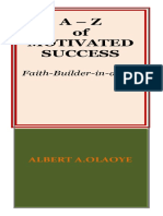 A to Z of Motivated Success