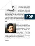 María Trinidad Sánchez