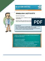 English Activity No 1