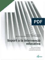 suport a l'intervenció educativa Tema 1 i 2