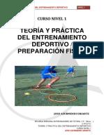 Teoría y Práctica del entrenamiento deportivo