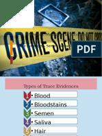 Trace Evidence.pptx
