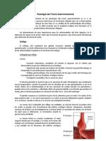 Patología Del Tracto Gastrointestinal