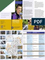 Undergraduate Housing Brochure