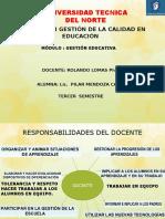 Gestion Educativa Pilar