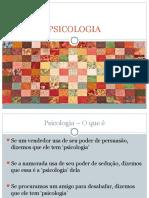 Psicologia Aula 1