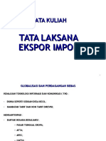 246988893 Tata Laksana Ekspor Impor Ppt