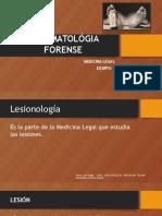 EXPOSICIÓN-TRAUMATOLÓGIA-FORENSE