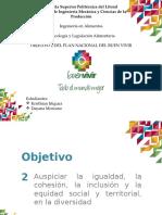 EXPO Plan Nacional Buen Vivir 2013-2017