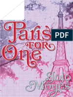 Jojo Moyes - Paris for One(1)(2) (·)