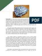 Carbonatitas