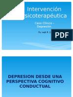 Intervención en Depresion-tcc