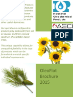 OleoFlot Mineral Flotation Reagents