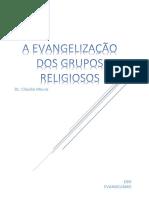 A Evangelização Dos Grupos Religiosos