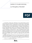 1. Marshall. Ciudadania y Clase Social.pdf