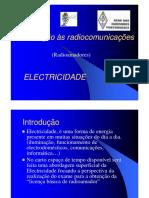 Electricidade - Radio Amador 2011