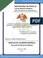 Calderonespinola Rosa