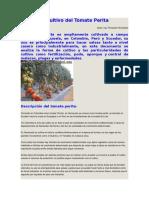 El Cultivo Del Tomate Perita