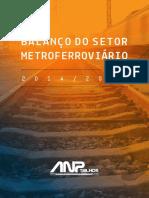 Balanço Do Setor Metroferroviario