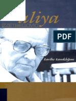 Aliya İzzetbegoviç - Tarihe Tanıklığım.pdf