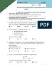 Prova2 Teste 11.º Ano Julho