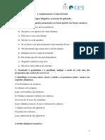 Exercicios Aplicacao-logica Silogistica