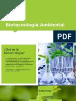 Biotecnología mbiental