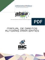 Manual Direitos Autorais Games