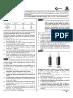 Unicentro 2012 Unicentro Vestibular Quimica Prova
