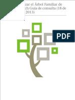 Family Tree User Guide