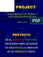 Ms Project Nov 2014