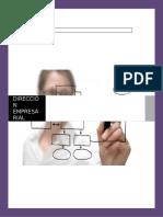 Trabajo Estructura y Diseño Organizacional
