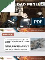 Capacitacion Seguridad Minera