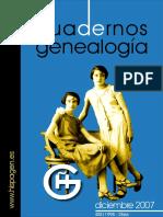 CdG2. Cuadernos de Genealogia