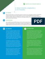 Un Sistema Innovador Ofrece de Colombia
