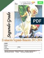 2grado Segundo Bimestre 2013-2014