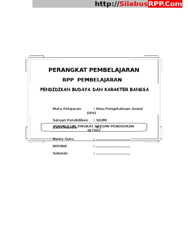 RPP-IPS-SD-MI-KELAS-3-SilabusRPP.doc