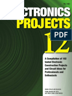 Electronics Projects Vol 12