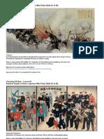 russo japanese war print