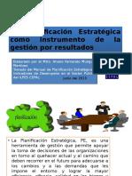 planificacionestrategica resumen
