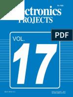 Electronics Projects Vol17
