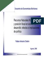 PresentacionEEB - Fabian Chahin