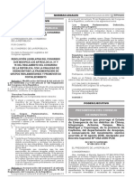 DECRETO SUPREMO N° 080-2016-PCM