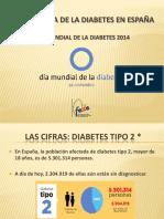Radiografía de La Diabetes en España