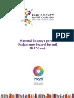Material Apoyo Parlamento2016